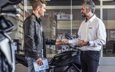 Réceptionnaire après vente moto Fiche Métier