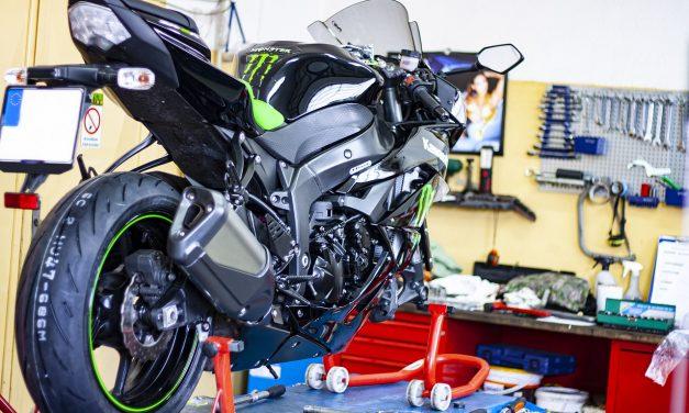 Mécanicien service rapide moto Fiche métier